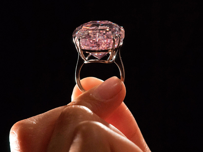 Profitable Pink Diamond Investment