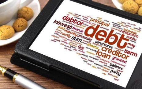 Common debt problems