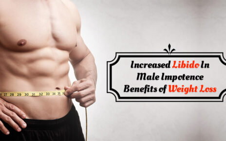 Increased Libido In male impotence Benefits of Weight Loss